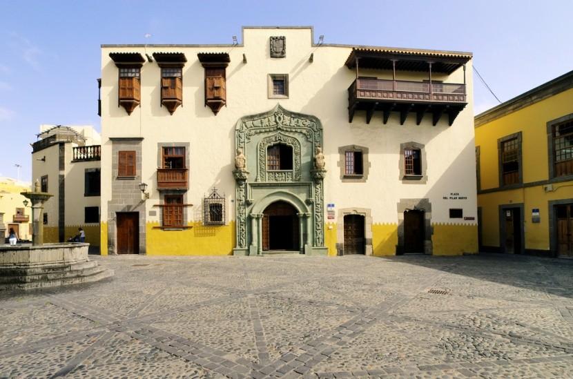 Casa de Colón, Las Palmas