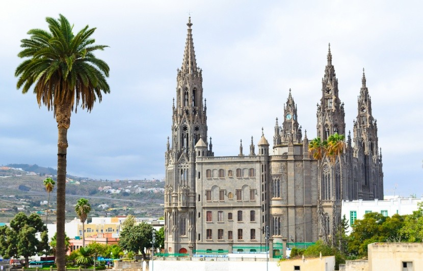 Arukaská Katedrála, Gran Canaria