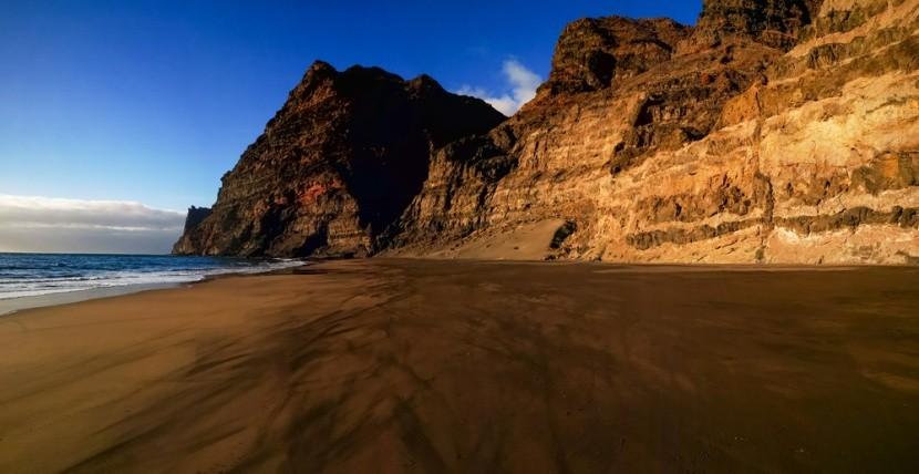 Pláž Güi Güi, Gran Canaria