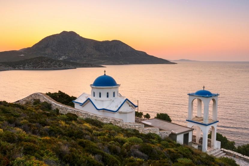 Ostrov Fourni, Řecko