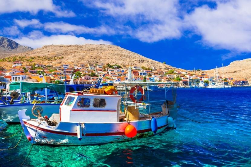 Chalki, Dodekany, Řecko