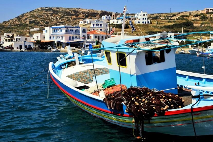 Lipsi, Řecko