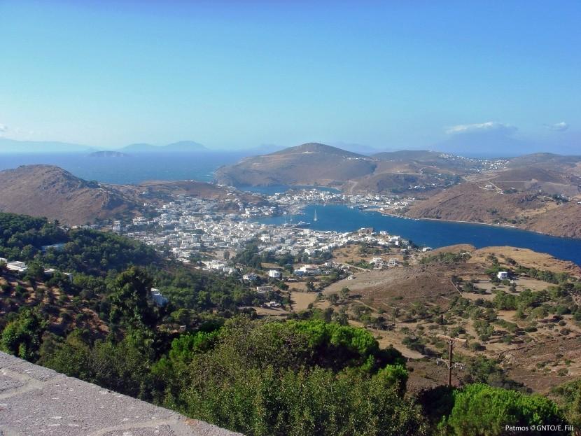 Patmos, Dodekany