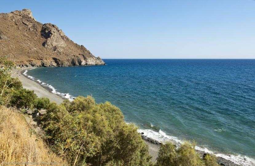 Heraklion, pláž Dytikos