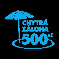 logo Chytr� z�loha 500