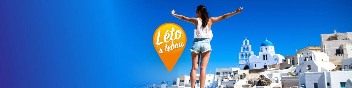 Cestujte s námi do Řecka