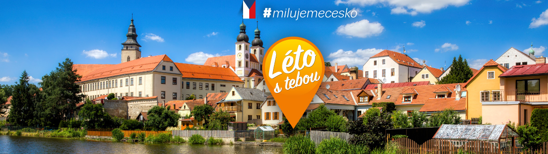 Cestujte s námi po Česku
