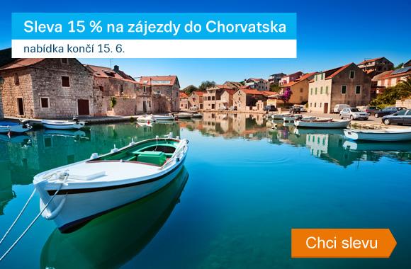 chorvatsko slevy