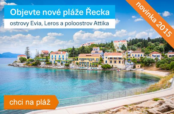 Objevte nové řecké pláže