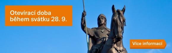 Otevíračka Václav svátek 20180926