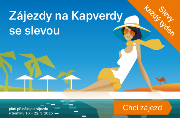 Šťastné týdny, ušetřete za letní dovolenou