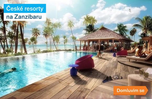Zanzibar CZ hotely 20181008