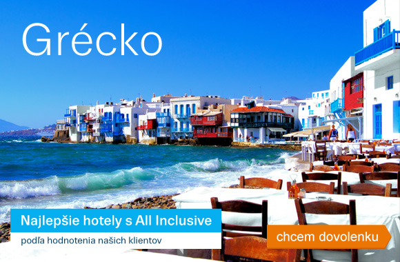 Grécko All Inclusive