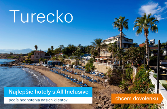 Turecko All Inclusive
