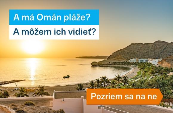 Omán nej pláže 20180921