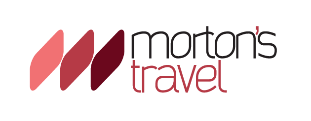 mortons travel logo