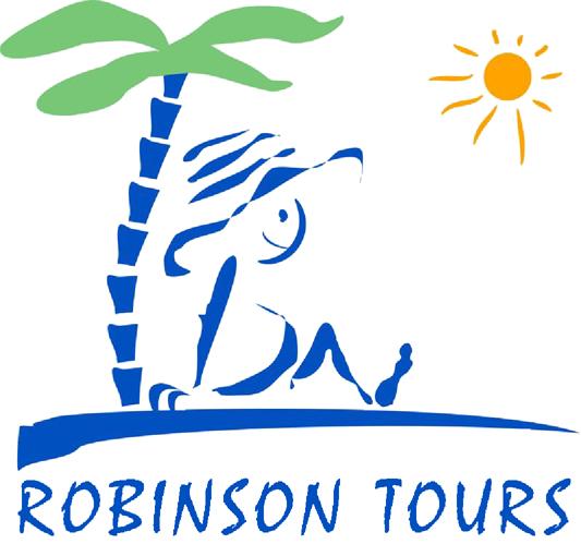 robinson tours logo