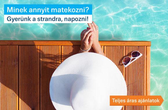teljes áras nyaralási ajánlatok