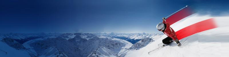 Lyžování a snowboarding v Rakousku
