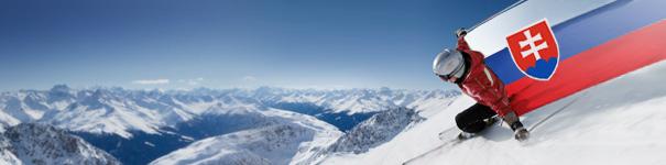 lyžování na Slovensku