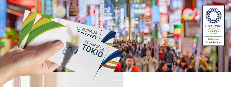 Živý ruch v ulicích Tokia